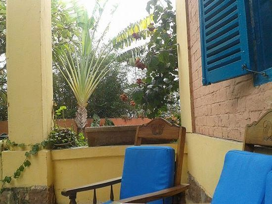Au Jardin d'Antanimena : Le jardin 1