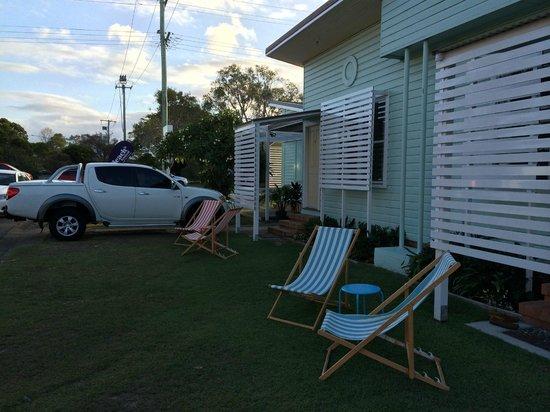 La Costa Motel: exterior