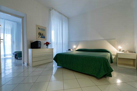 Residence San Domenico: Appartamento bilocale, camera da letto