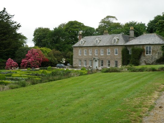 Trereife House: The House