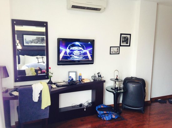 Hanoi Moment Hotel: Junior Suite