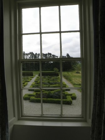 Trereife House: From the window
