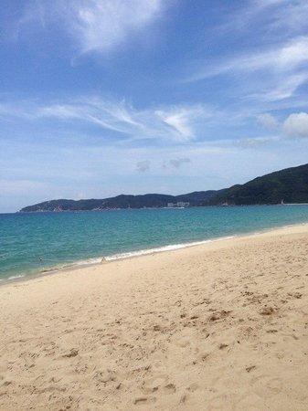 The Ritz-Carlton Sanya, Yalong Bay: Пляж