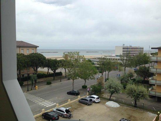 San Pietro Hotel: panorama dalla camera