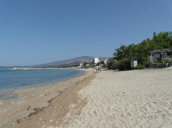 Hotel Makedonia: strand 5 minuten vanaf hotel