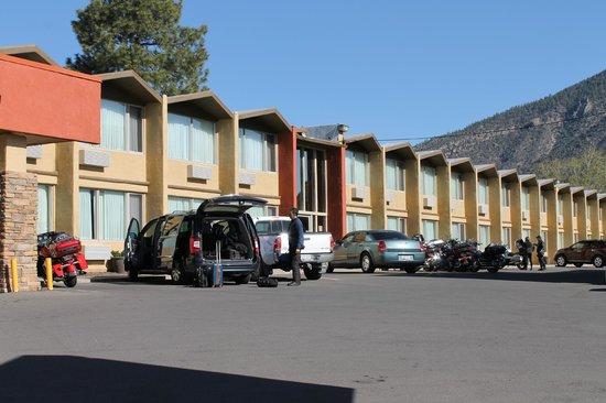 Best Western Pony Soldier Inn & Suites: L'hôtel