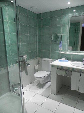 Aldiana Cyprus: bathroom