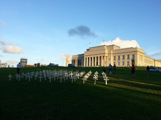 Auckland Museum: Lest we forget ... ANZAC Day 2014