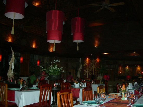 Rocky's Boutique Resort: Dining