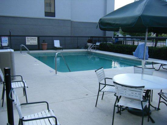 Hampton Inn Winter Haven: pool