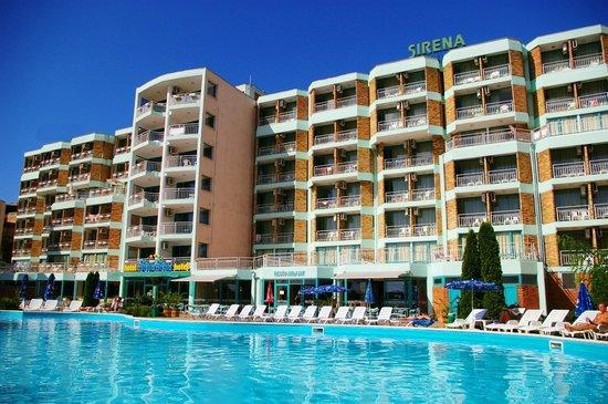 Photo of Sirena Hotel Sunny Beach