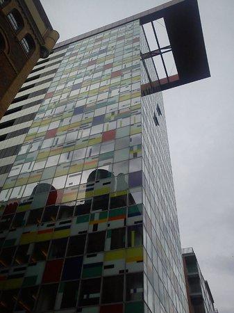 Innside Duesseldorf Hafen : Hotel exterior