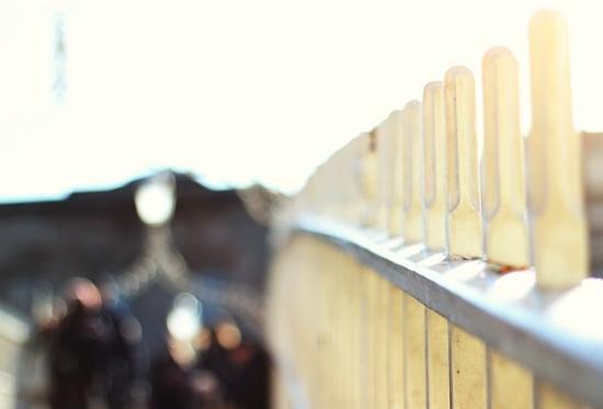 Puente Halfpenny Bridge: Ha'Penny bridge