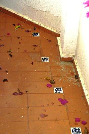 Apartamentos Best Pueblo Indalo: Terraza