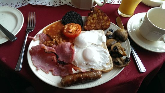 The Merchants House: The Biker Breakfast