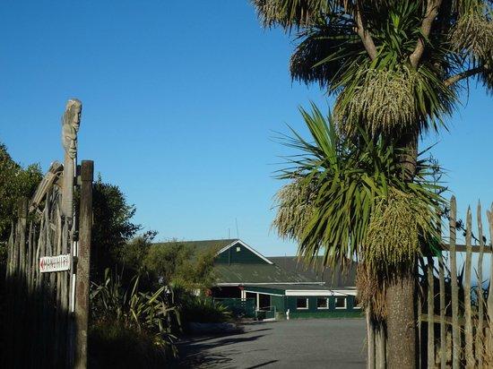 Bella Vista Motel Kaikoura: from beach to hotel