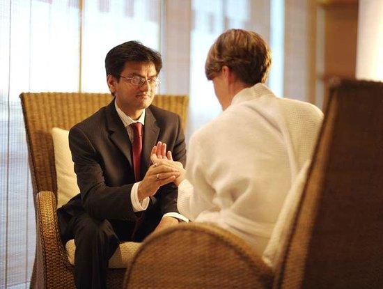 Hotel de France: Ayurvedic Consultation