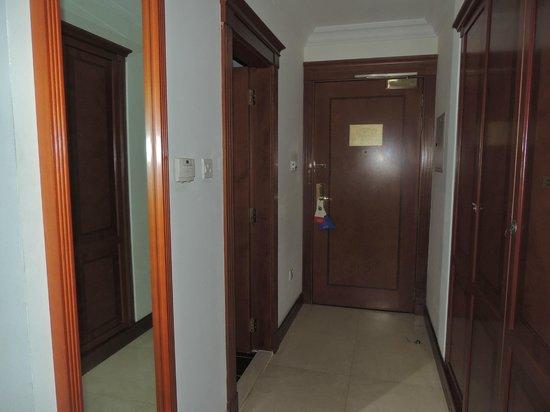 Grand Excelsior Hotel Bur Dubai : Door