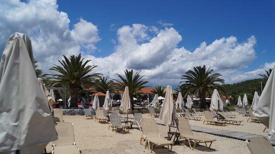 Assa Maris Bomo Club Hotel: пляж