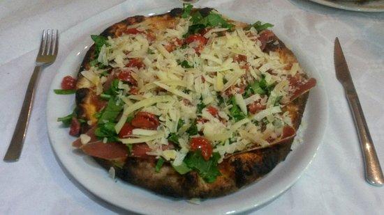 La tana del lupo: Pizza Rughetta