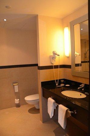Polonia Palace Hotel: Все чисто, опрятно и в рабочем состоянии
