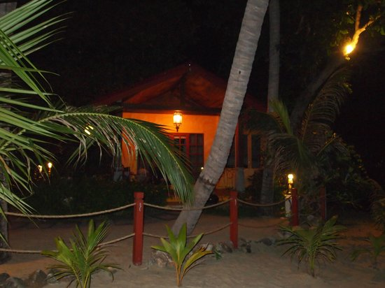 Zazen Boutique Resort & Spa : Beachfront bungalow
