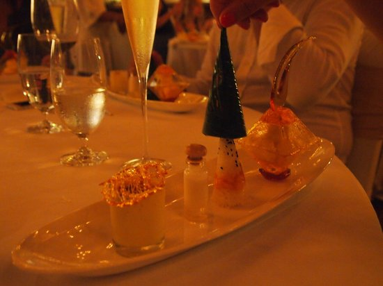 Zazen Boutique Resort & Spa: Dessert