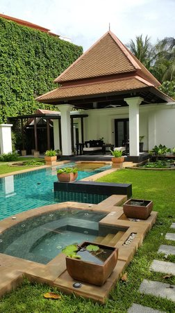 Banyan Tree Spa Sanctuary: Villa