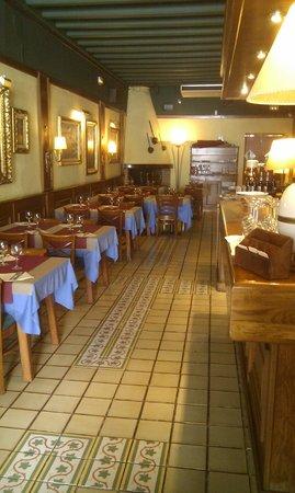 Casa Raimundo : Comedor principal