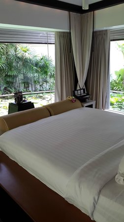 Banyan Tree Spa Sanctuary: Bedroom