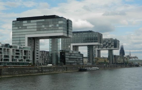 KD Day Cruises: Rhine Architecture