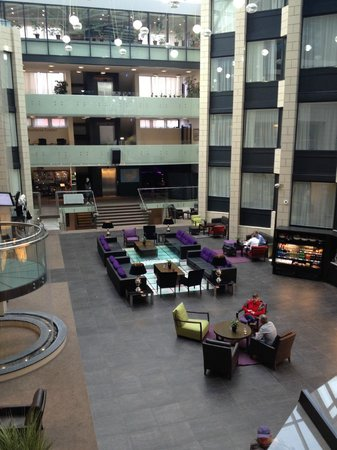 Grand Hotel Reykjavik: Lobby (entrance hall)