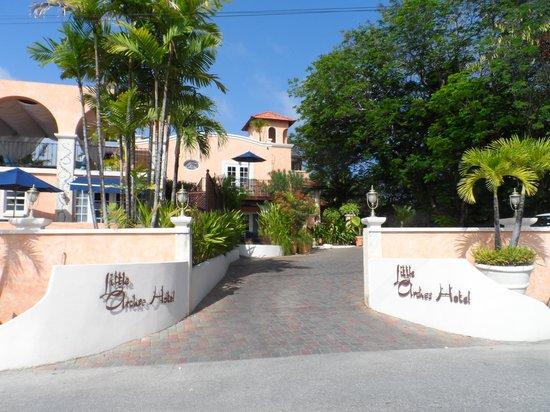 Little Arches Boutique Hotel: the hotel entrance