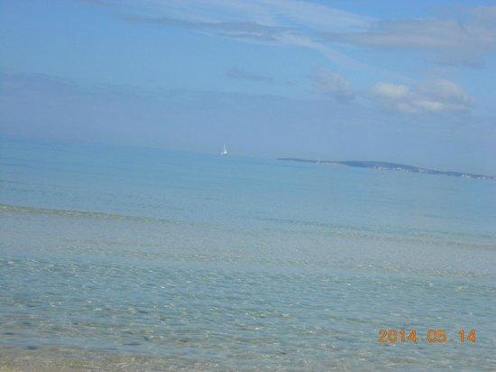 Playa de Palma El Arenal : Playa El Arenal