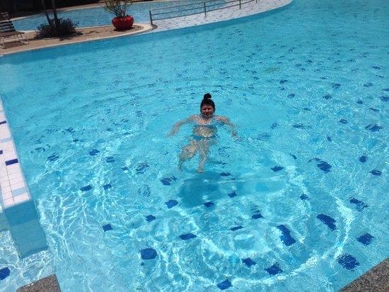 Regent Chalet Regent Beach Cha-Am: Allein im Pool