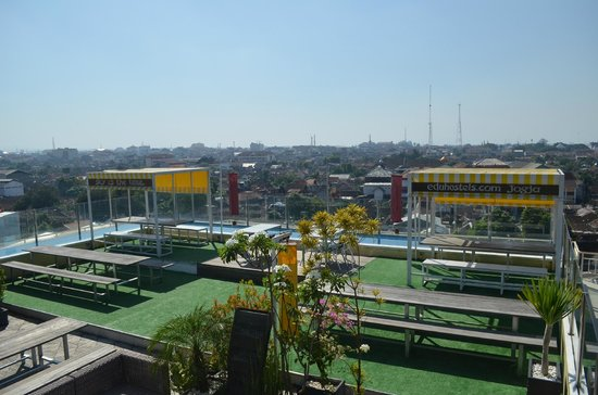 Edu hostel jogja updated 2018 reviews price comparison for Terrace yogyakarta