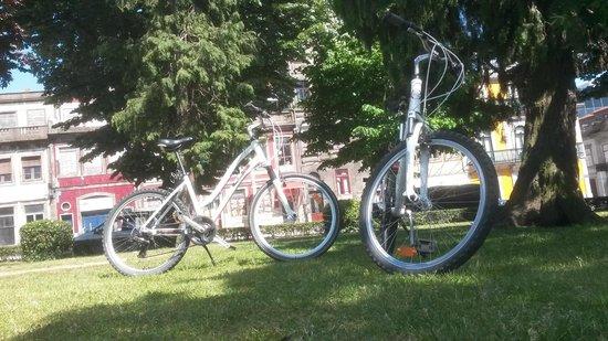 Bike tours Portugal | City Tours | Bike rental | Fold n: bikes for sunny day!