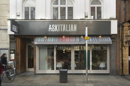 Ask Italian - Oxford