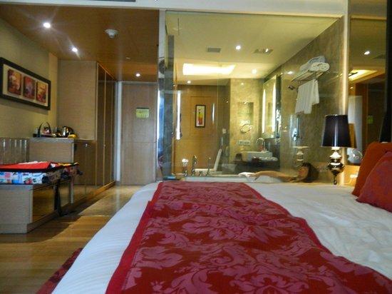 Radisson Blu Jaipur : Nice room!