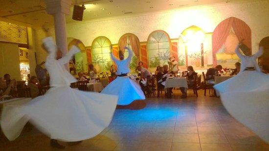 Best Western Citadel Hotel : Sufi Dance