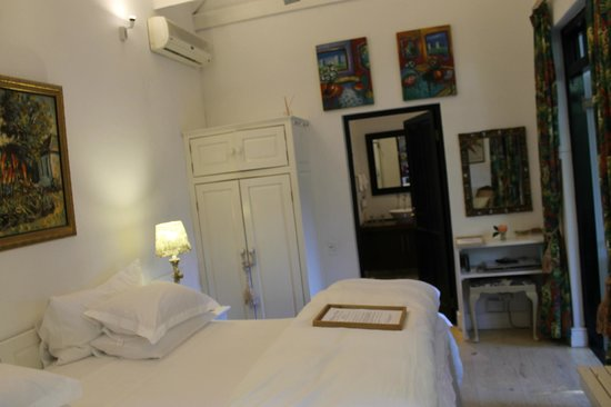 Akademie Street Boutique Hotel and Guest House: Room
