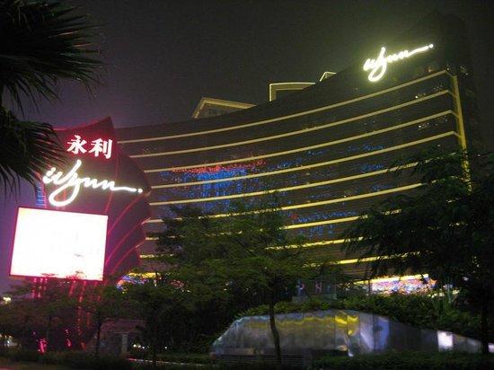 Wynn Macau: 外観