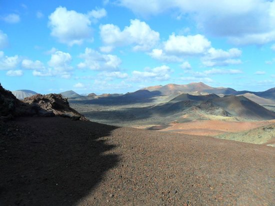 Raven's Volcano: some of the views are just out standing