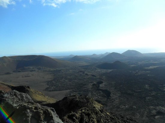 Raven's Volcano: the views are out standing breath taking