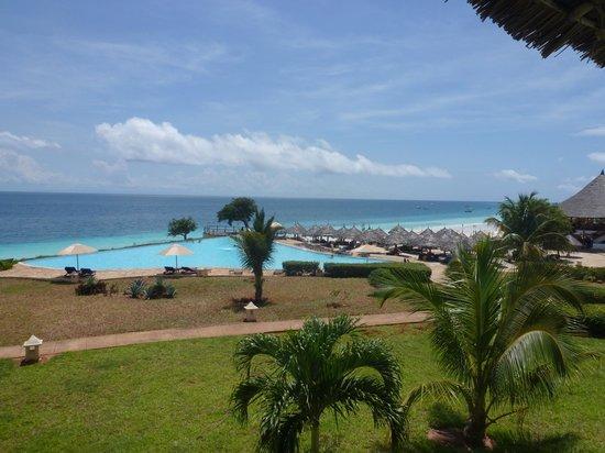 Royal Zanzibar Beach Resort: Vista do quaro