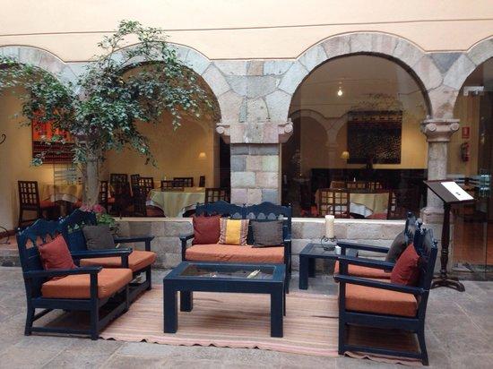 El Dorado San Agustin : O lobby do hotel