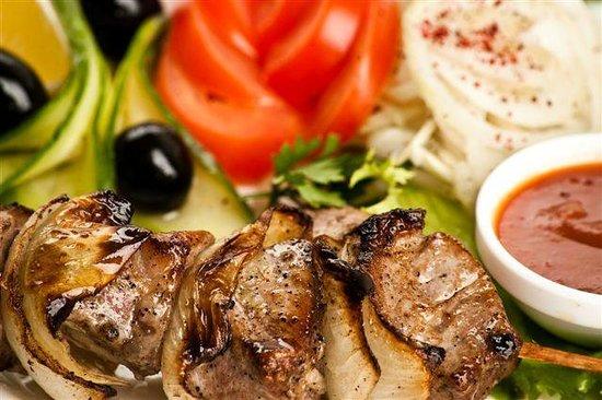 Salkhino : Шашлык из баранины, говядины, свинины, телятины
