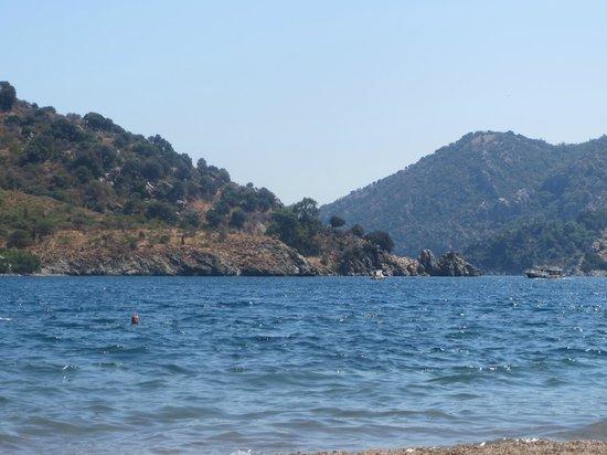 Icmeler Beach: Ичмелер - это море!)