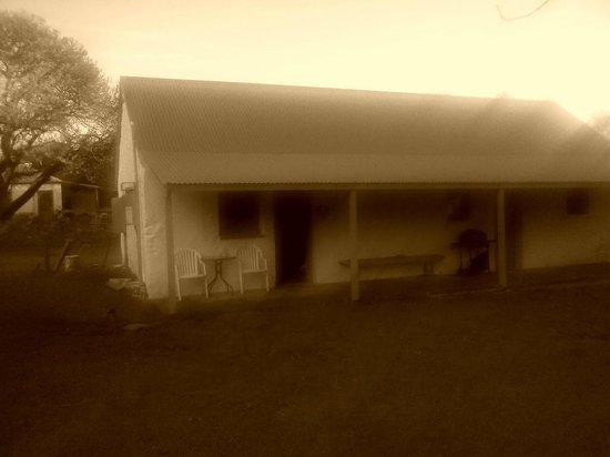 Cape Jervis Accommodation & Caravan Park: Shearer's cottage