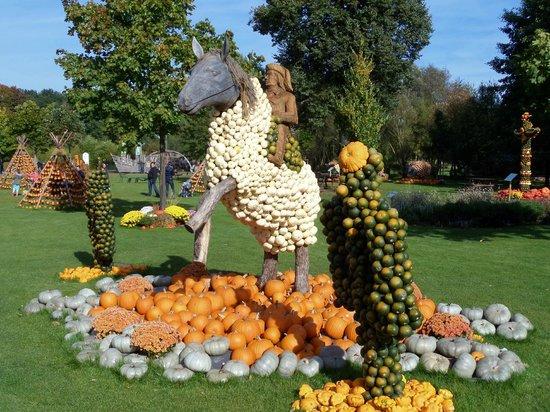 Gartenschau Kaiserslautern: Kürbisfestival